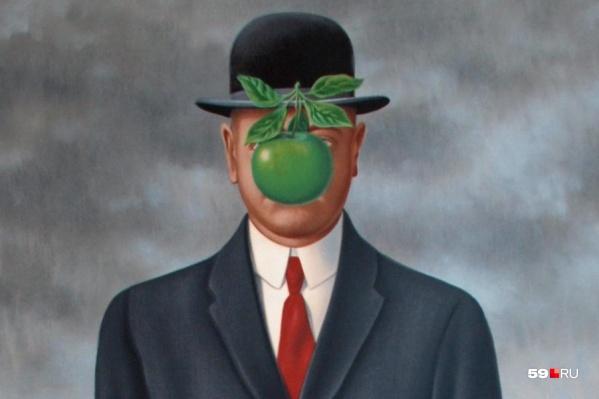 Одно из интересных событий недели — открытие выставки известного сюрреалиста Рене Магритта