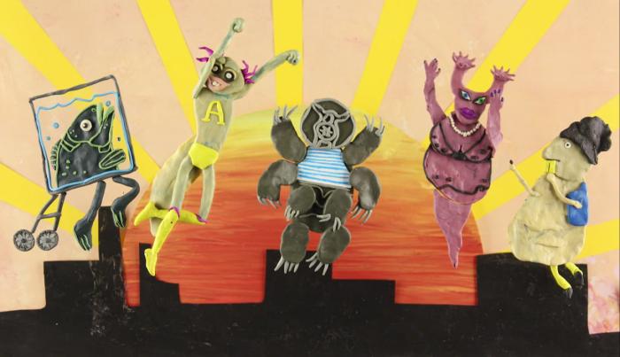 Скриншот из фильма «Лаборатории научной анимации» «Заместители»