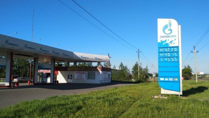 Как в Красноярске подешевел бензин после прямой линии с Владимиром Путиным
