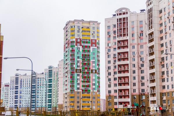 Ростов также обогнал по доходности аренды и Краснодар