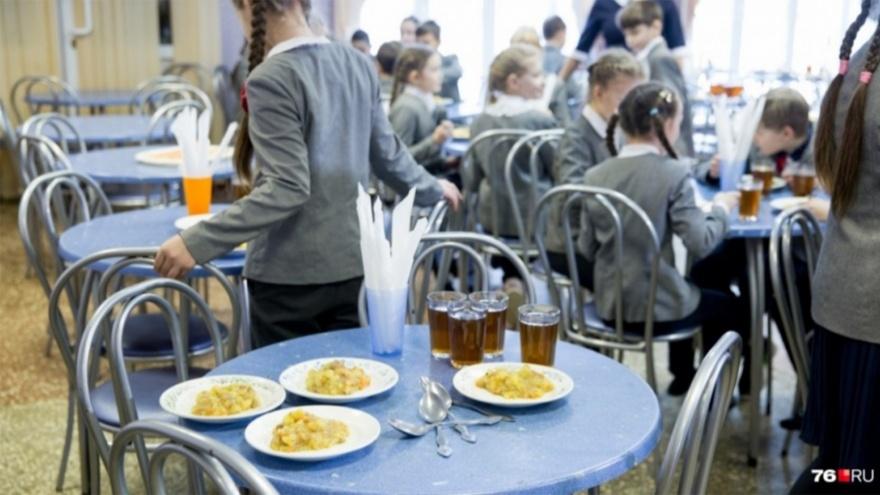 Почему дети отказываются от обедов: в Ярославле подвели итоги анкетирования по школьному питанию