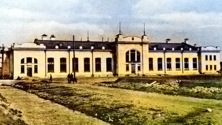 Чемодан —вокзал —история: как строиласьстанция Екатеринбург-Пассажирский