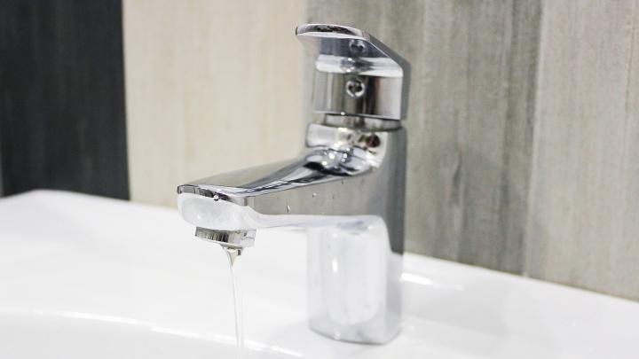В нескольких домах в центре Кургана 12 октября отключат холодную воду