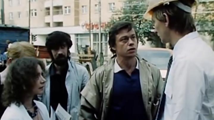 Умер Николай Караченцов. Вспоминаем фильм «Мисс миллионерша», который снимался в Горьком