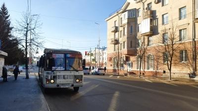 В Кургане в феврале подорожает проезд на девяти автобусных маршрутах
