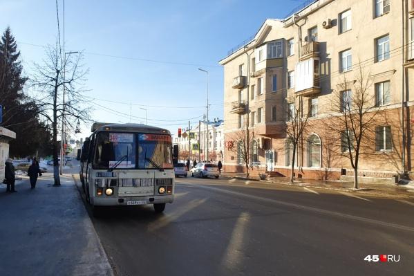 Поездка на автобусе подорожает на один рубль