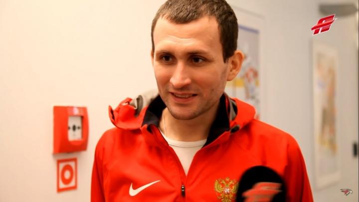 Красноярский легкоатлет попался на антидопинговой пробе