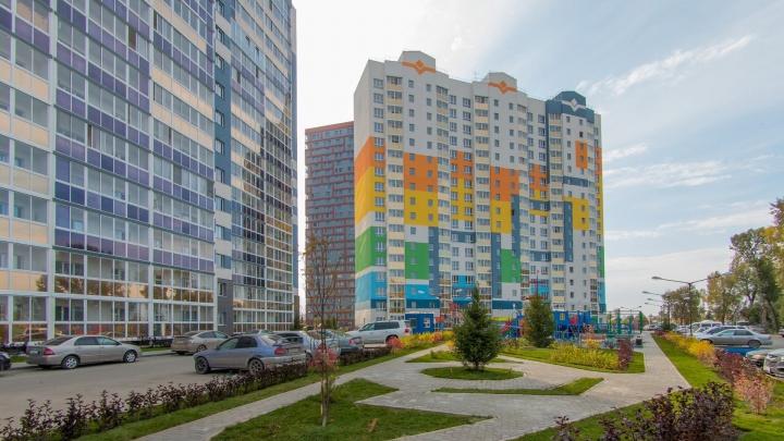 Застройщик предложил квартиры с 6 дизайн-проектами: в каждой 3-метровые потолки и 2-метровые окна