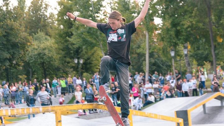 В Самаре планируют построить ещё один скейт-парк
