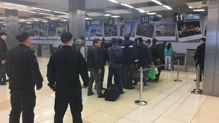 Антирейтинг мигрантов: кого чаще всего выдворяют из Екатеринбурга