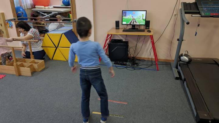 Самарских детей с ДЦП будут лечить с помощью игровой приставки