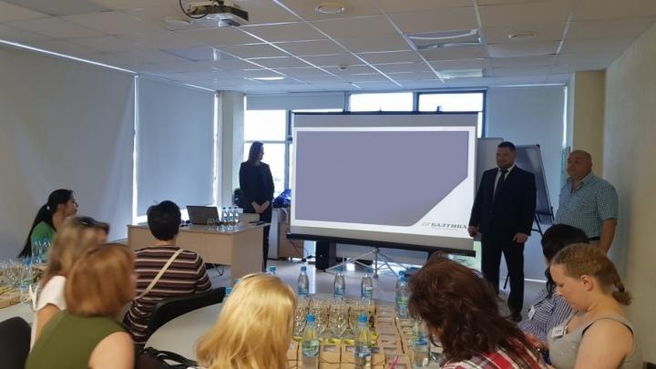 «Балтика» запустила образовательный проект для партнеров в Набережных Челнах