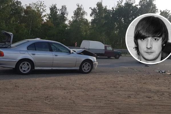 Авария унесла жизнь 27-летнего Александра Кастерина