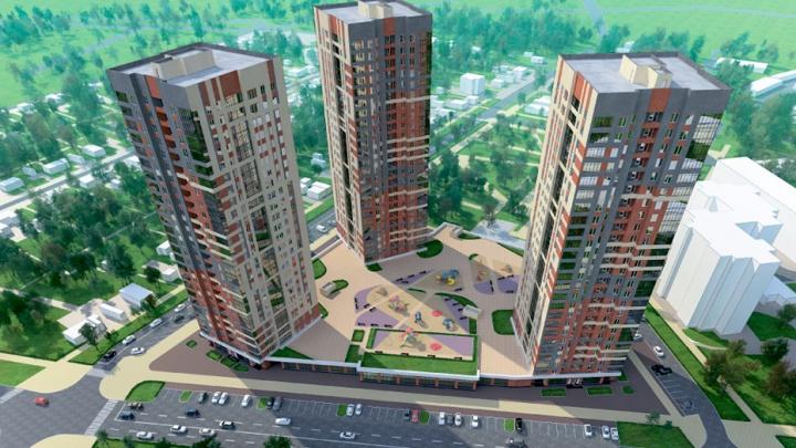 Доступные небоскрёбы: на УНЦ появится дом с квартирами от 1 350 000 рублей и газовой котельной