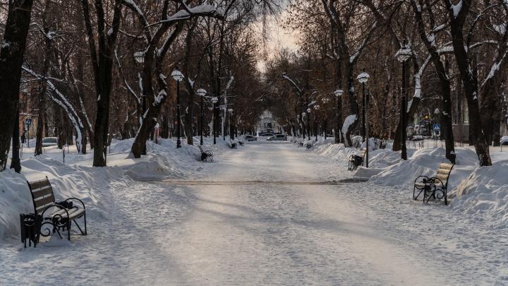 Гисметео прогнозирует -40 в каникулы. Что говорят пермские синоптики?