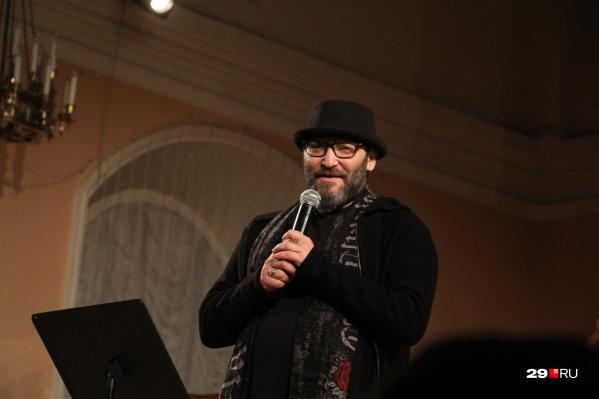 Лекция Михаила Козырева длилась около двух часов