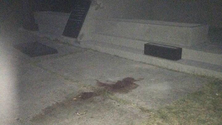 В Шатровском районе на 10-летнюю девочку упала бетонная плита мемориального комплекса