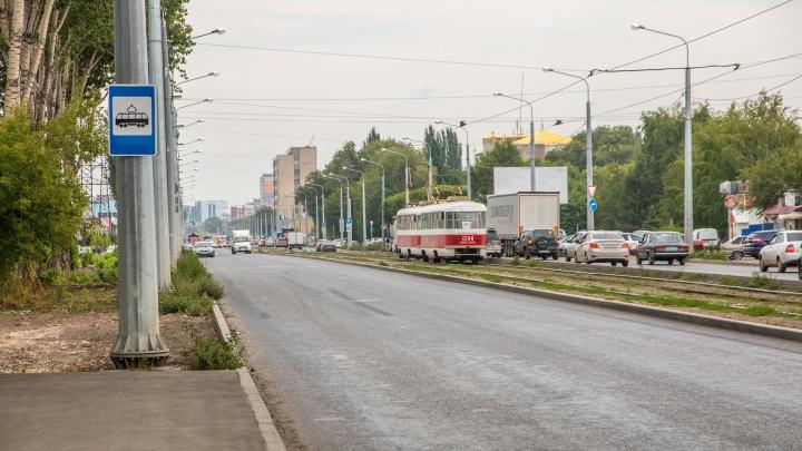 Стало известно, когда на Заводское шоссе вернут трамваи до Юнгородка