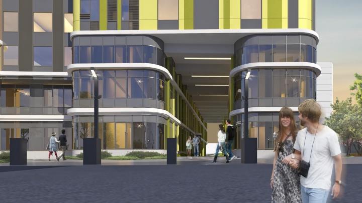 Офисы как с Оксфорд-стрит: в Екатеринбурге построят коммерческие площади не хуже европейских