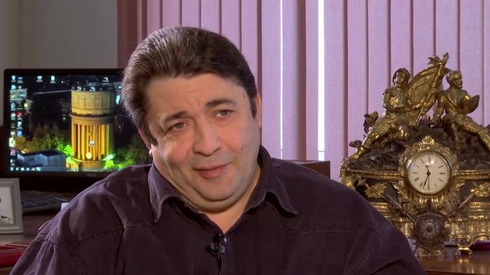 Яков Лондон создал независимое телевидение в Новосибирске