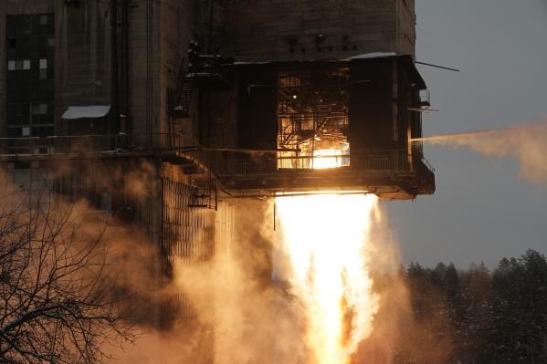 Новое топливо впервые использовали для второй ступени ракеты «Союз-2»