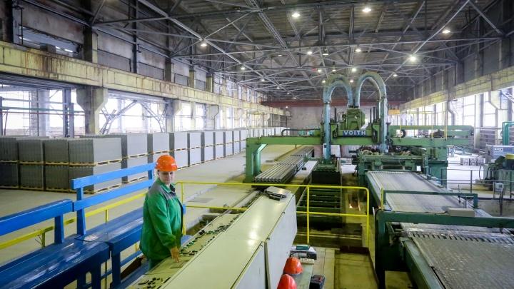 Комбинат «Волна» увеличил объем выпуска продукции на 40%