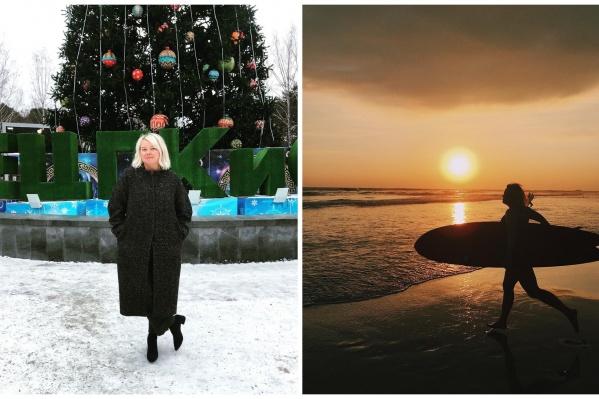 Екатерина Кейльман 10 лет былаисполнительным директором «Теле-Клуба». Она любит музыку и путешествия