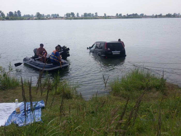 Спасатели работали на месте полтора часа