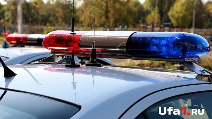 В Уфе задержали подозрительного молодого человека с пакетиком наркотика