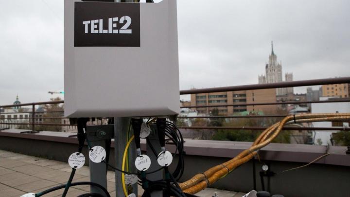 Компания Tele2 снова опередила конкурентов по темпам строительства сети