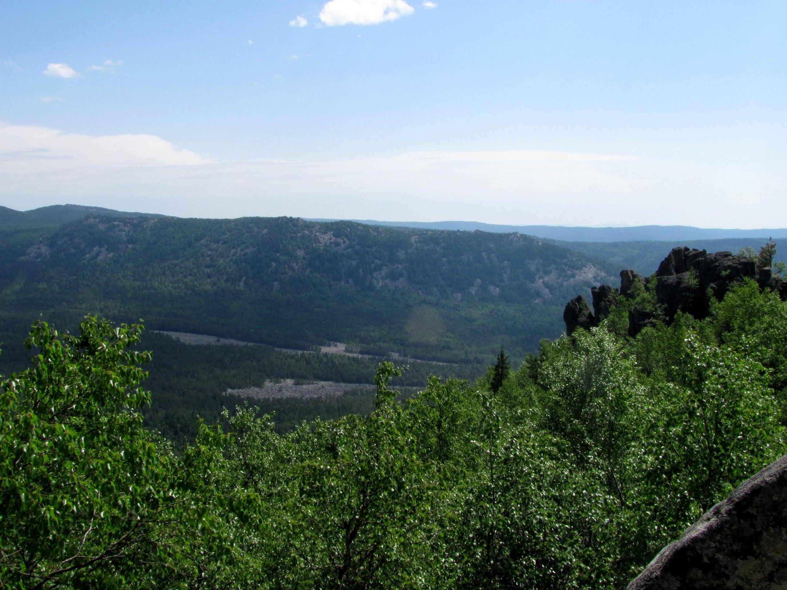 Кроме «Таганая» под защиту попали озеро Тургояк и Аршинский заказник