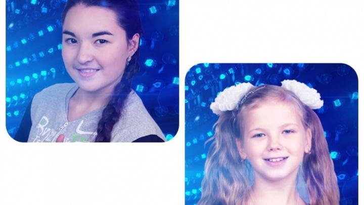 Девочки из Башкирии будут участвовать в шоу «Ты супер!»