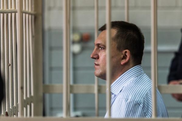 Анатолию Радченко предстоит отправиться в колонию на длительный срок