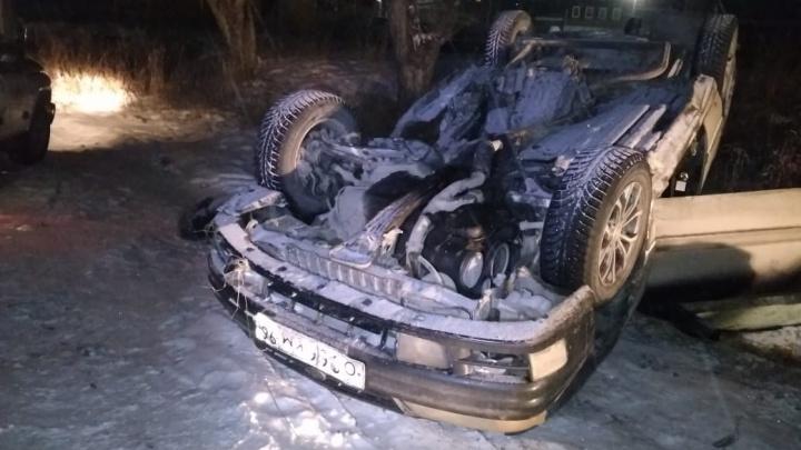 В Дегтярске компания молодежи решила покататься на автомобиле без прав и устроила смертельную аварию