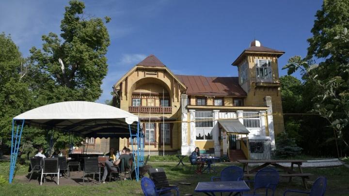Самарцы высказались за сохранение кафе на даче жены поручика Сипина