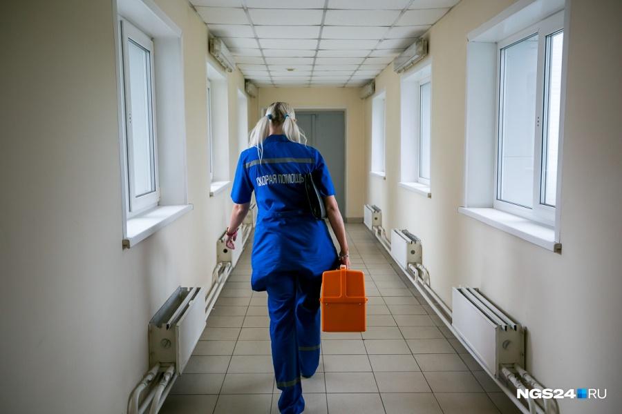 ВКрасноярске няня пытала ребенка горячей водой