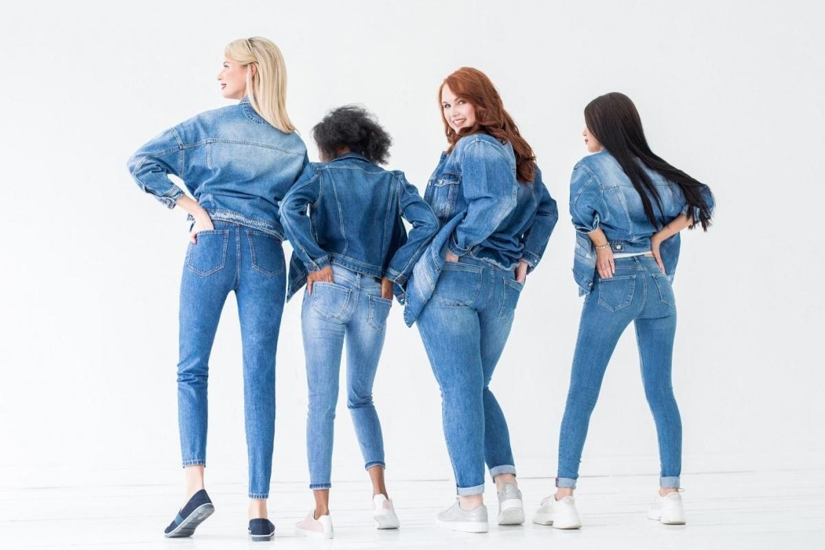 Эвкалиптовые и силиконовые джинсы станут трендом сезона-2019