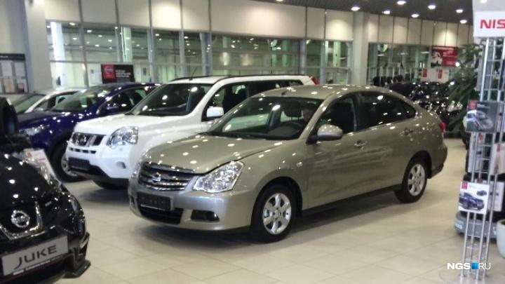 Nissan отказался от продаж легковых машин