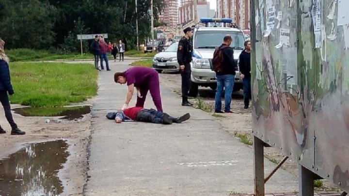 «Нашатырём его, так в себя и не пришёл»: в Ярославле жестоко избили мужчину
