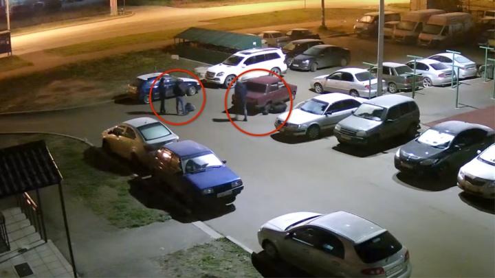 Владельца машины, из которой вытолкали людей, нашли. Полиция заинтересовалась брагинским побоищем