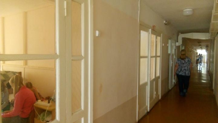 «Целое здание переведут на один этаж»: челябинцев обеспокоило закрытие детского отделения в больнице