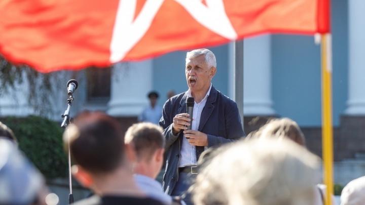 «Меня путали с двойником»: Михаил Таранцов оспорил итоги выборов в думу в волгоградском облсуде