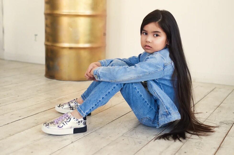 Стартовал прием заявок на участие в XIII сезоне телевизионного проекта «Маленькая топ-модель»