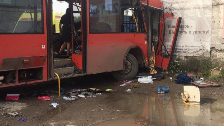 «Сама приехала в больницу»: подробности о второй погибшей после ДТП с автобусом на Гайве