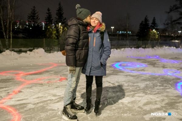 Дмитрий и Софья рассказывали нам свою историю перед Новым годом
