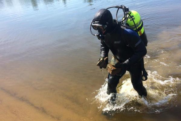 До начала купального сезона водолазы проверят все официальные пляжи в Ярославле