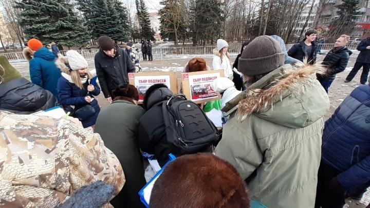 «Это провокация»: компания «Свеза» ответила на бунт против ЦБК на Рыбинском водохранилище