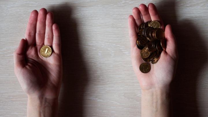 Зарплата богатейших новосибирцев в 12 раз превысила доходы бедняков