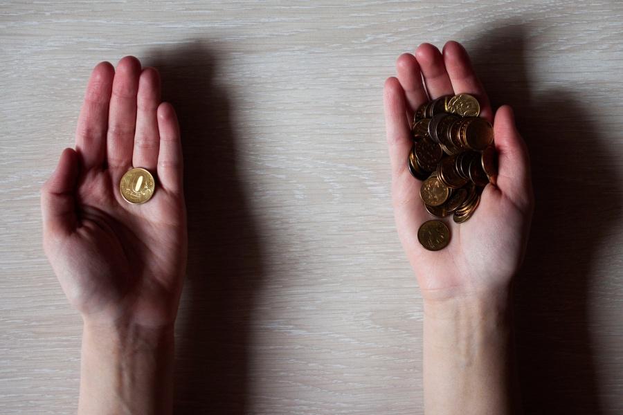 Каждый шестой новосибирец имеет заработок ниже прожиточного минимума