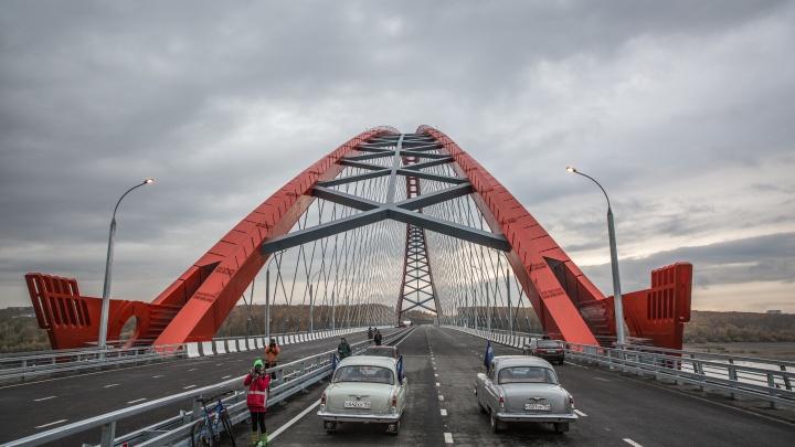 Строителей Бугринского моста потребовали признать банкротом